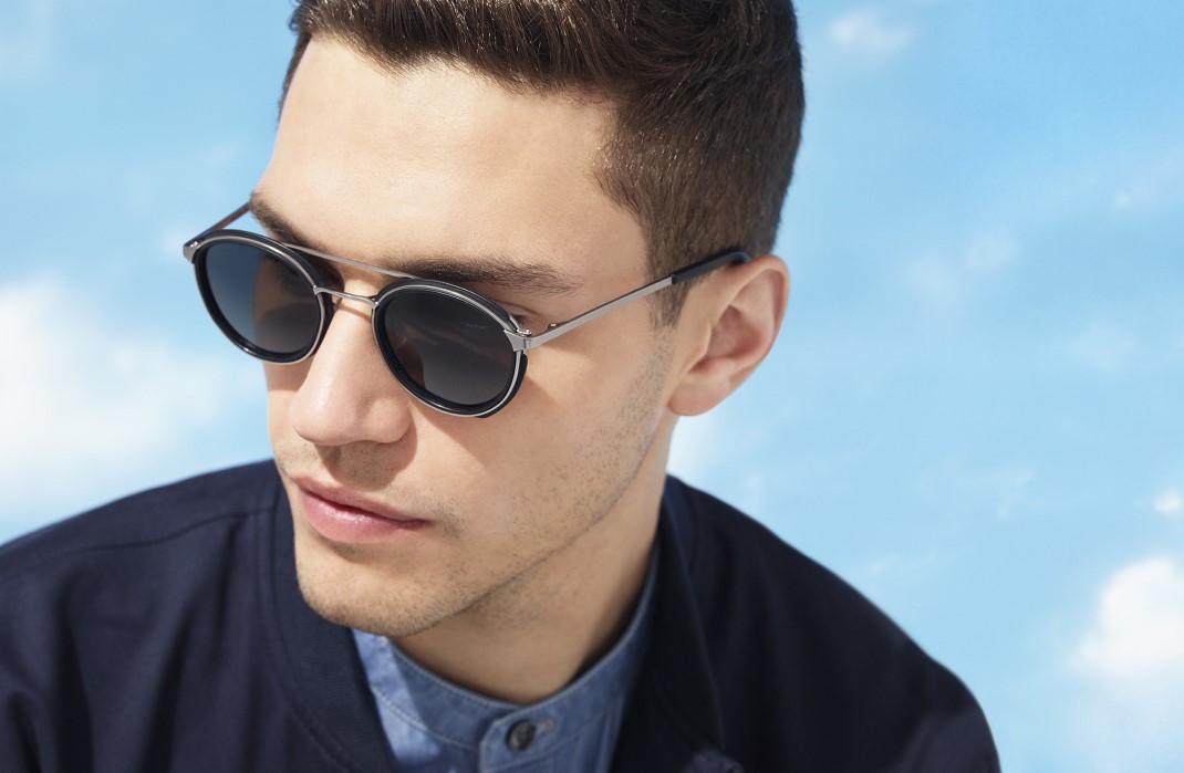 2e316a70fa Top 10  Τα πιο εντυπωσιακά γυαλιά ηλίου που θα φορέσουν οι άντρες το 2018