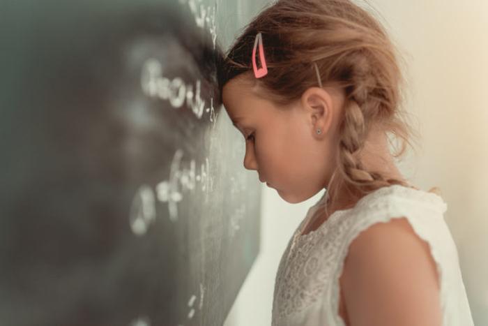 Αποτέλεσμα εικόνας για τα σημαδια του αγχους στα παιδια