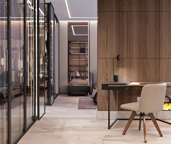 Lifemagazinegr Marble And Wook Interior Design Decoration3 Life