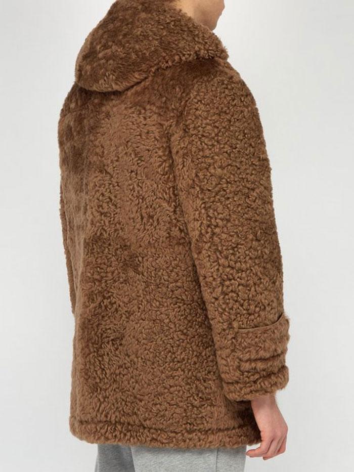 Ανδρικό γούνινο μπουφάν Burberry (2)