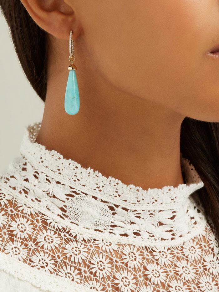 Γυναικεία σκουλαρίκια Jacquie Aiche (3)