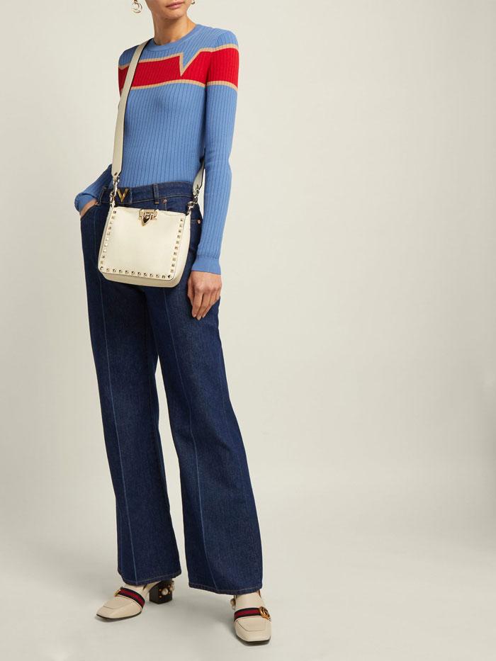 Γυναικεία τσάντα ώμου Valentino (3)