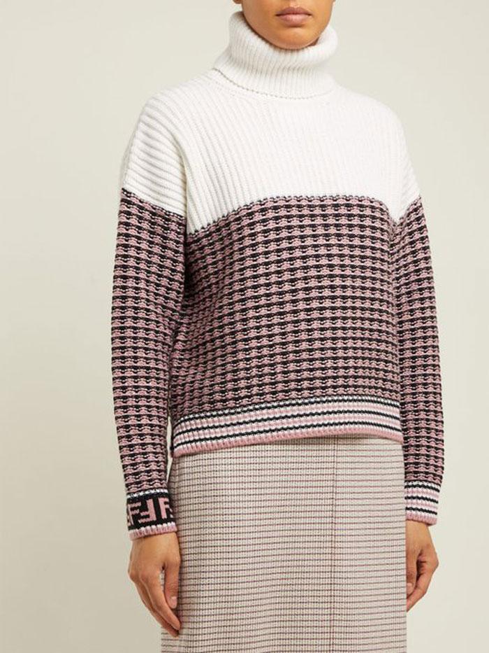 Γυναικείο πουλόβερ Fendy (3)