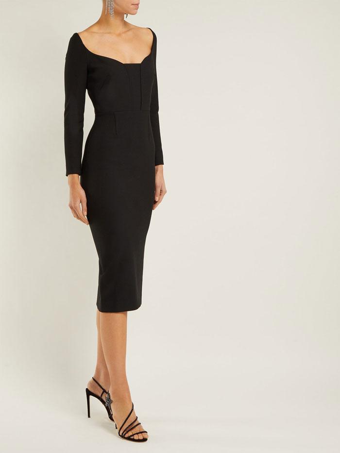 Γυναικείο φόρεμα Roland Mouret (4)