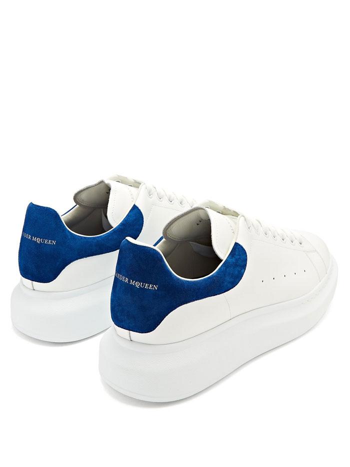 ανδρικό δερμάτινο παπούτσι Alexander Mcqueen (3)