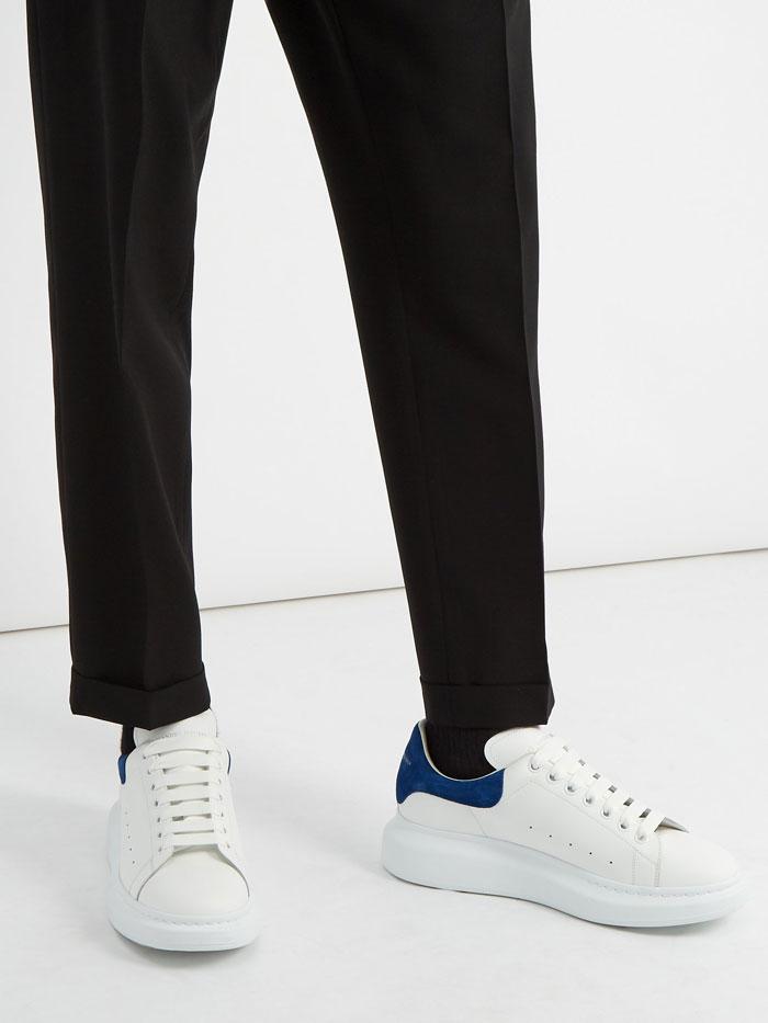ανδρικό δερμάτινο παπούτσι Alexander Mcqueen (4)