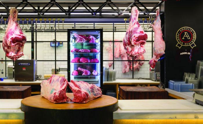 Αγγελής meatworks κρέατα