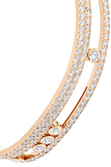 Διαμαντένιο βραχιόλι Messika (2)