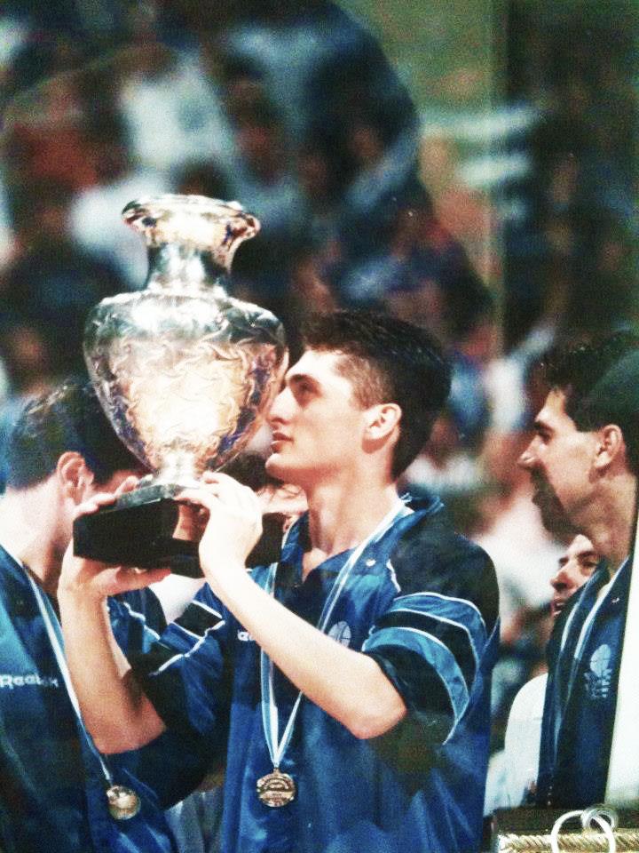 Με το Παγκόσμιο Κύπελλο Μπάσκετ, 1995